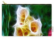 Cluster Of Gladiolas Triptych Panel 1 Carry-all Pouch