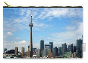 Cn Tower Carry-all Pouch