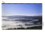 Co Antrim, Ireland Mist Over A Landscape Carry-all Pouch