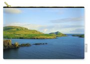 Co Kerry, Ireland Landscape From Carry-all Pouch
