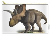 Coahuilaceratops Magnacuerna Carry-all Pouch
