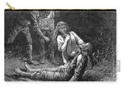 Coal Mine Disaster, 1884 Carry-all Pouch