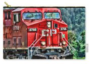 Coal Train Hdr Carry-all Pouch