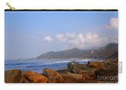 Coast Line California Carry-all Pouch by Susanne Van Hulst