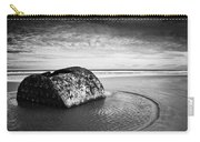 Coastal Scene Bw Carry-all Pouch