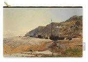 Coastal Scene Carry-all Pouch by Henry Moore