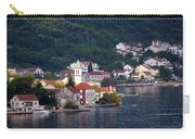 Coastal Town Of Montenegro Carry-all Pouch