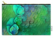 Coastal Waves Carry-all Pouch