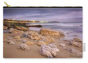 Coastline At Twilight Carry-all Pouch