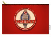 Cobra Emblem Carry-all Pouch
