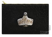 Coca Cola Bottle Opener Carry-all Pouch