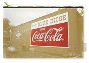 Coca-cola Sepia Carry-all Pouch