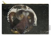 Coconut Octopus In Shell, North Carry-all Pouch