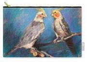 Coctaiel Parrots Carry-all Pouch