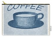 Coffee 1-2 Scrapbook Carry-all Pouch