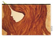 Coffee Break Coffee Painting Carry-all Pouch
