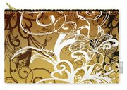 Coffee Flowers 1 Calypso Carry-all Pouch