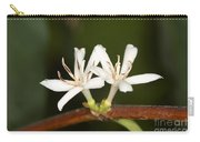 Coffee Flowers Carry-all Pouch