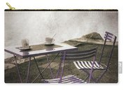 Coffee Table Carry-all Pouch by Joana Kruse