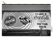 Coke At The Pier Carry-all Pouch