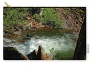 Cold Creek Waters Glen Alpine Creek Carry-all Pouch