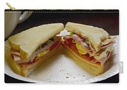 Cold Cut Sandwich Carry-all Pouch