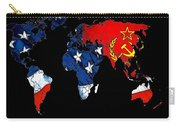 Cold War Map Carry-all Pouch