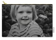 Colette Happy 4 Years Old In France Carry-all Pouch