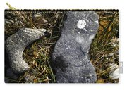 Colettes Integration With The Old Ancient Stones On The Island Samsoe Denmark 3  Carry-all Pouch