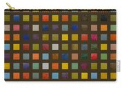 Collage Color Study Lll Carry-all Pouch