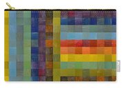 Collage Color Study Sketch Carry-all Pouch
