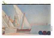 Collioure Les Balancelles Carry-all Pouch