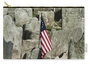 Colonial Cemetery Carry-all Pouch
