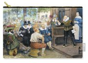 Colonial Smoking Protest Carry-all Pouch