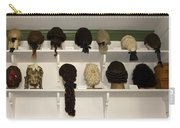 Colonial Wigs Display Carry-all Pouch