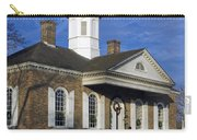 Colonial Williamsburg Courthouse Carry-all Pouch