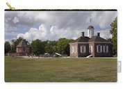 Colonial Williamsburg Scene Carry-all Pouch