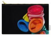 Color Balloons Carry-all Pouch