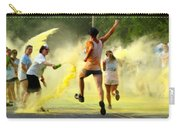 Color Run Happy Carry-all Pouch