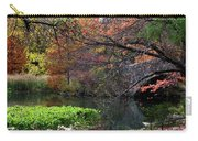 Color Splash In Central Park Carry-all Pouch