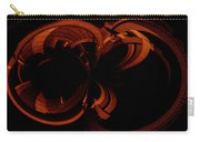 Color Study 03 Rust Carry-all Pouch