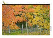 Colorado Aspens Bejeweled Carry-all Pouch
