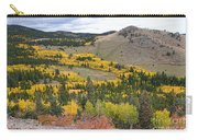 Colorado Autumn Aspens Colors Carry-all Pouch