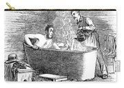 Colorado Bathhouse, 1879 Carry-all Pouch