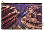 Colorado River At Horseshoe Bend Carry-all Pouch