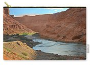 Colorado River Canyon 1 Carry-all Pouch