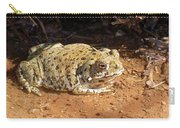 Colorado River Toad Carry-all Pouch