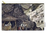 Colorado Silver Mines, 1874 Carry-all Pouch