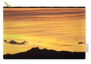 Colorado Sunrise Landscape Carry-all Pouch