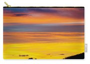 Colorado Sunrise -vertical Carry-all Pouch